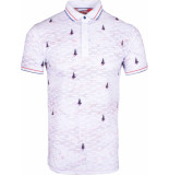 Gabbiano Polo shirt ss white
