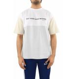 Drole De Monsieur Nfpm paneled t-shirt