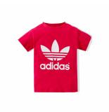 Adidas T-shirt bambino i trefoil tee s14334