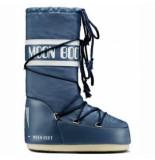 Moon Boot Unisex nylon denim