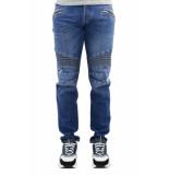 Balmain Ribbed tapered jeans-vintage u