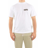 Palm Angels Fishing club embroidered tee w