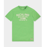 New Zealand Auckland Shirt te au 505 calcite green