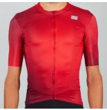 Sportful Fietsshirt men rocket jersey red