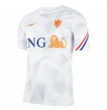 Nike Nederlands elftal prematch t-shirt kids 2020-2022