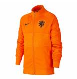 Nike Nederlands elftal i96 anthem jacket kids orange