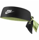 Nike nike mens world tour head tie reversible printed -