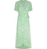 Fabienne Chapot Archana sleeve dress cream white