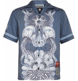 G-Star Hawaiian service regular shirt s\s