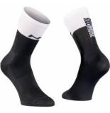 Northwave Fietssok work less ride more socks black white