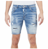 My Brand Subtle faded shorts