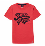 Superdry Katoenen t-shirt logo graphic