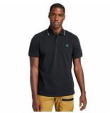 Timberland Polo men brand carrier black