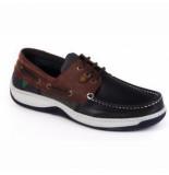 Dubarry Regatta navy brown-schoenmaat 40