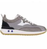 Floris van Bommel sneakers met verwisselbaar voetbed