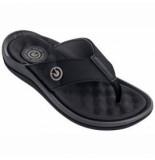 Cartago Slipper men santorini grey black