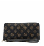 Guess Vikky slg large zip around