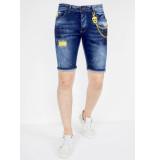 Local Fanatic Jeans short stretch 1052