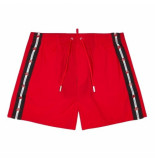 Dsquared2 Zwembroek rood