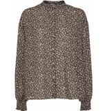Co'Couture Celina blouse zwart