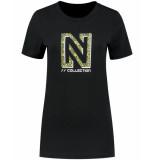 Nikkie T-shirt n6-144 2104 snakey