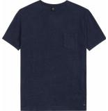 Wahts Reese t-shirt navy