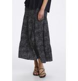 Soaked in Luxury 30405531 slqarin skirt.