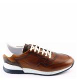 Van Lier sneakers met verwisselbaar voetbed