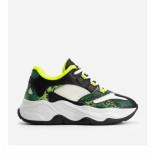 Nikkie Luena sneaker n9-061 2104 col. 6963 poison green