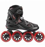 Roces Inline skate gymnasium 2.0 90 tif zwart rood