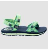Jack Wolfskin Sandaal women outfresh sandal green blue