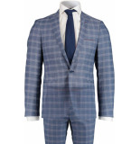 Born with Appetite Sneaker suit super slim fit 191029sn41/240 blue
