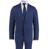 Bos Bright Blue D8 flexsuit 211028fs02bo/240 blue