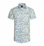Marco Cassette Overhemd korte mouw - 200849