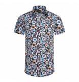 Marco Cassette Overhemd korte mouw - 200773