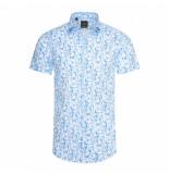 Marco Cassette Overhemd korte mouw - 200535