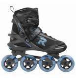 Roces Inline skate pic tif 80 zwart blauw