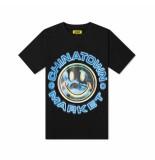 Chinatown market T-shirt uomo smiley vapor wave t-shirt 1990558