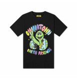 Chinatown market T-shirt uomo earth friends t-shirt 1990475.blk