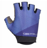 Castelli Fietshandschoen women roubaix gel 2 glove blue iris