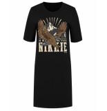 Nikkie T-shirt n5-378 eagle bling