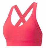 Puma mid impact own it bra -