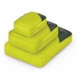Osprey Organiser ultralight packing cube set electric lime (s/m)/l