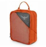 Osprey Organiser ultralight double sided cube m poppy orange
