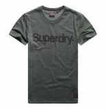 Superdry T-shirt military logoprint