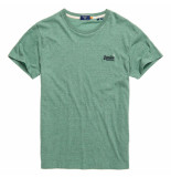 Superdry Katoenen t-shirt orange label vintage
