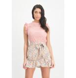Lofty Manner Mn05.1 donna top pink -