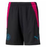 Puma mcfc training shorts jr w/p -