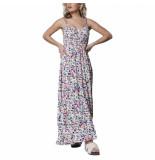 Colourful Rebel Maxi dress sophia aquarel smock