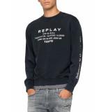 Replay Sweater black